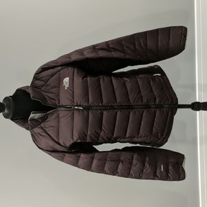 Like New The North Face Brown 550 Coat! ❄️